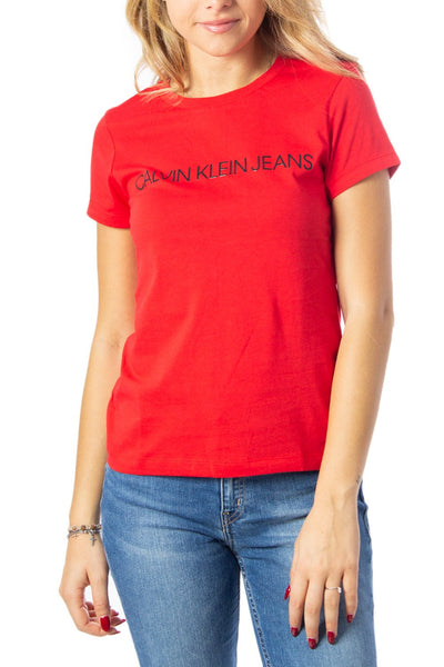Calvin Klein Jeans - Women T-Shirt - B&B Luxury
