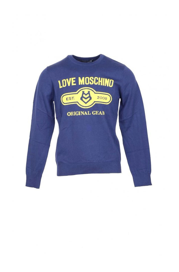 Love Moschino - Men Sweatshirts - B&B Luxury