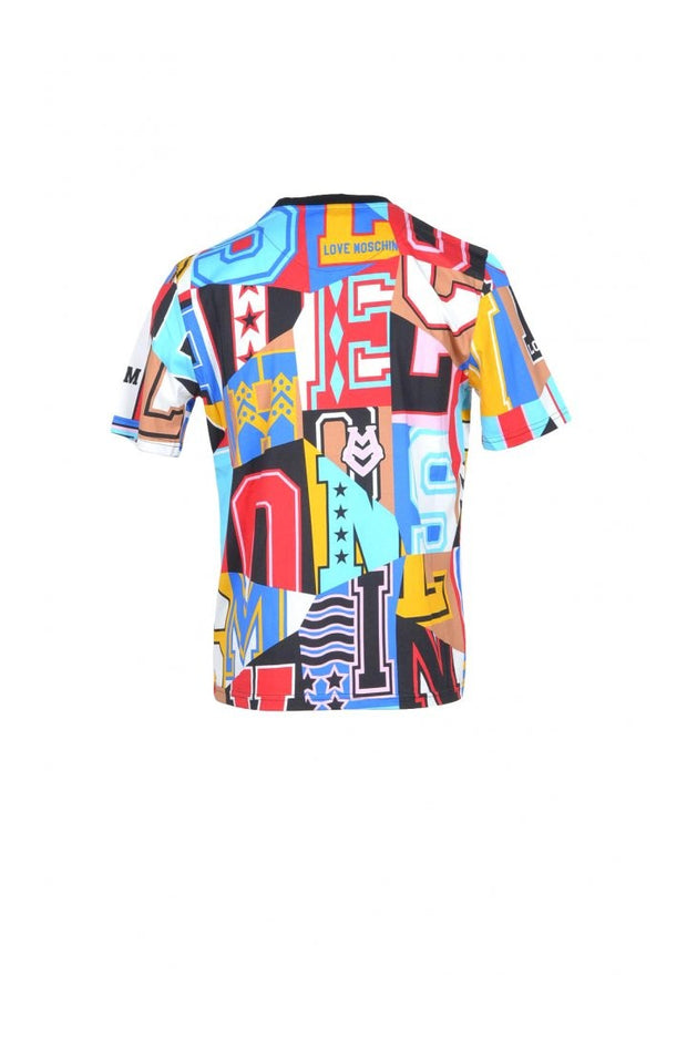Love Moschino - Men T-Shirt - B&B Luxury