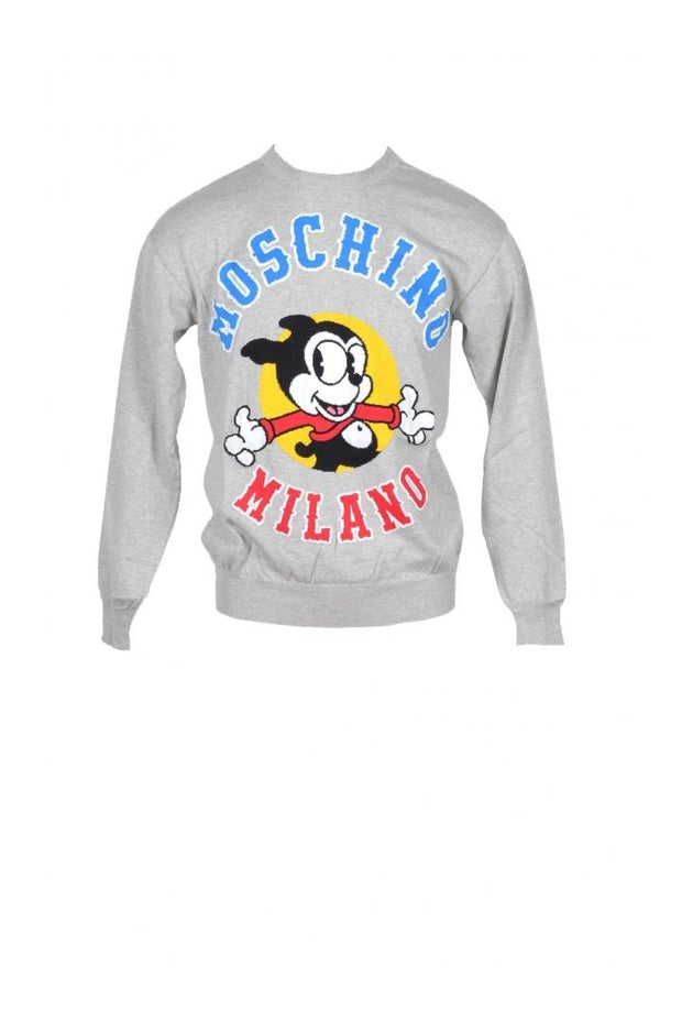 Moschino Couture - Men Sweatshirt - B&B Luxury