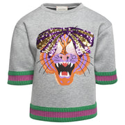Gucci - Girl Sweatshirt - B&B Luxury