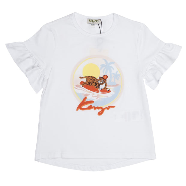 Kenzo - Girl T-shirt - B&B Luxury