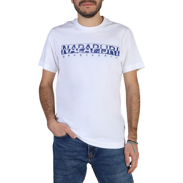 Napapijri - Solanos Men T-shirt - B&B Luxury