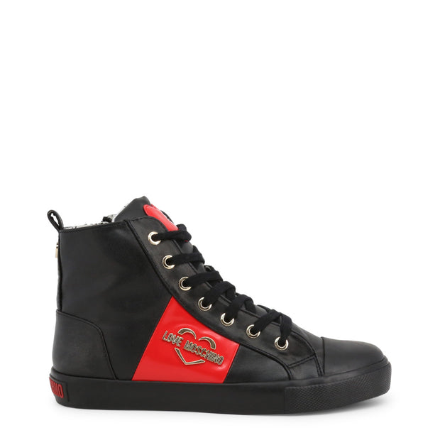 Love Moschino - Women High-Top Sneaker - B&B Luxury