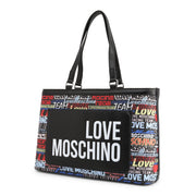 Love Moschino - Retro handbag - B&B Luxury