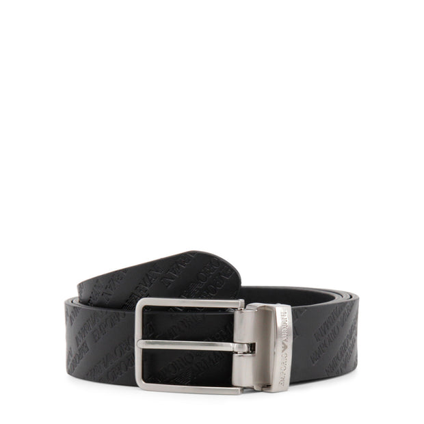 Emporio Armani - Logo belt - B&B Luxury