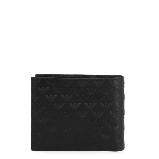 Emporio Armani - Logo wallet - B&B Luxury