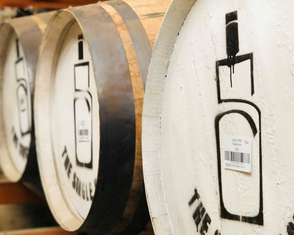 Buy a cask of whisky