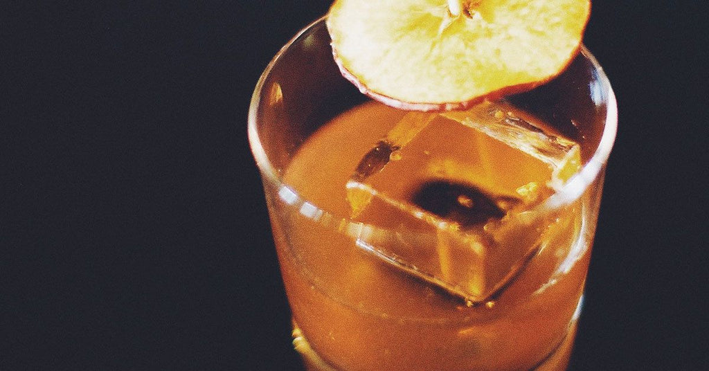 Apple Valley Cooler whisky cocktail for summer