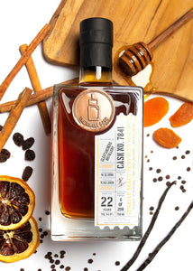 Glentauchers 22 year old single malt scotch whisky, sherry cask matured