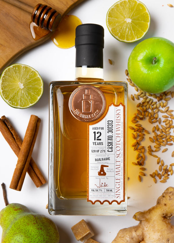 The Single Cask Dailuane 12 Year Single Malt Scotch Whisky