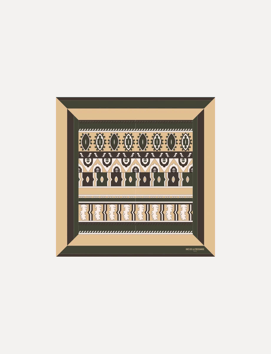 foulard-broadway-soie-ritz-brown