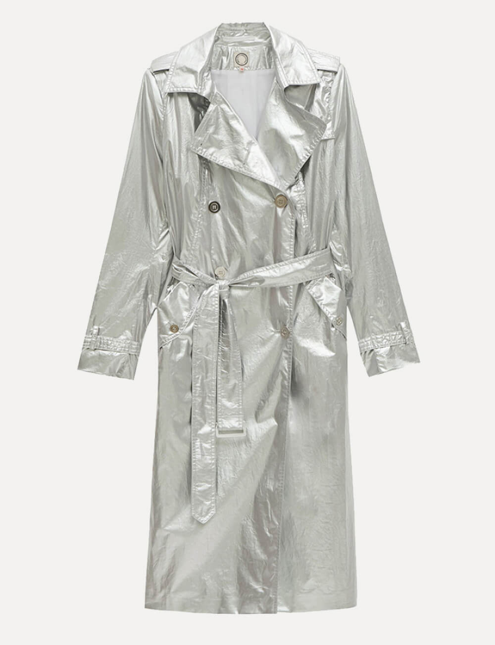 trench-coat-gaultier-argent