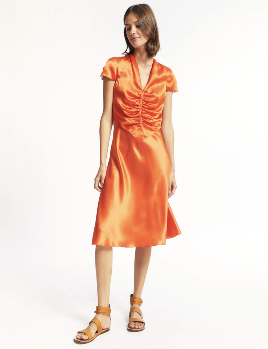 robe-cornelia-soie-orange