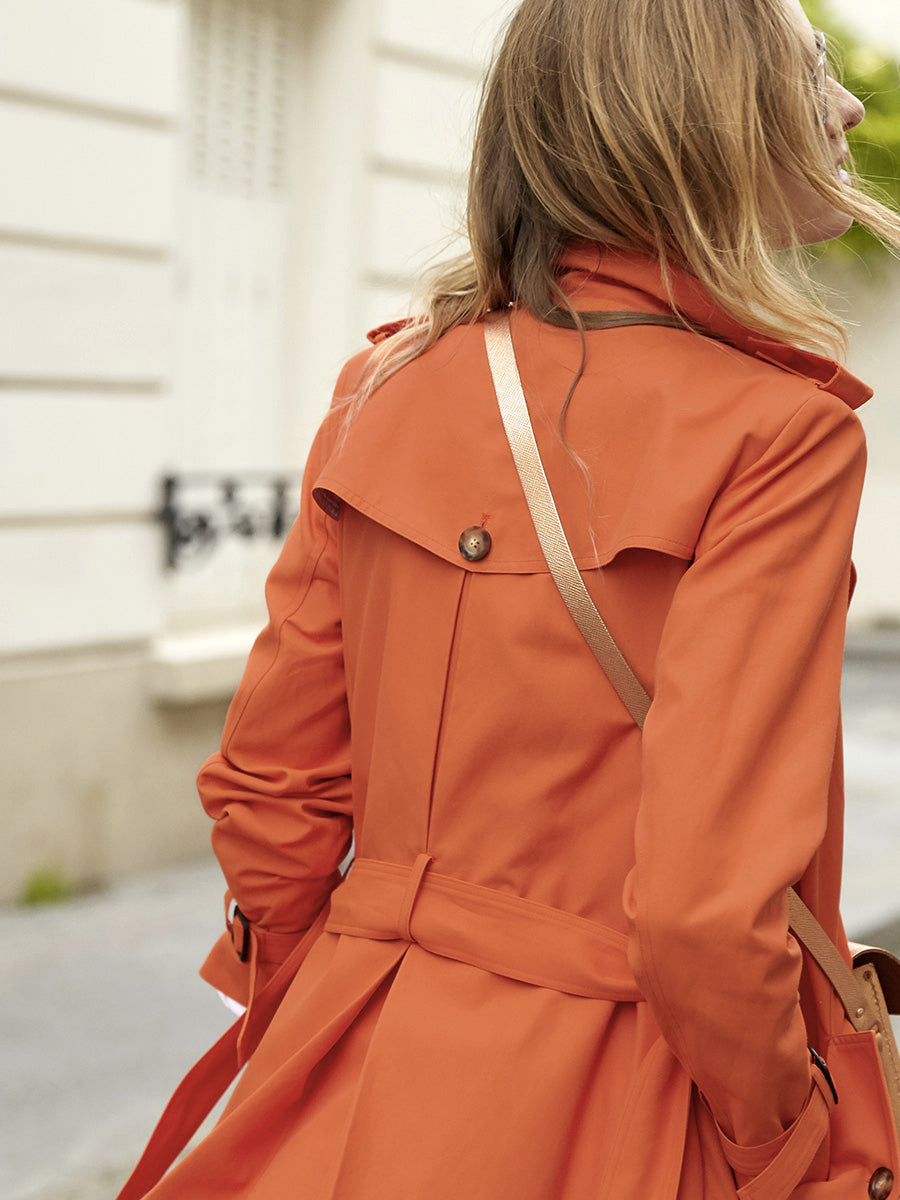 trench-coat-gaultier-orange