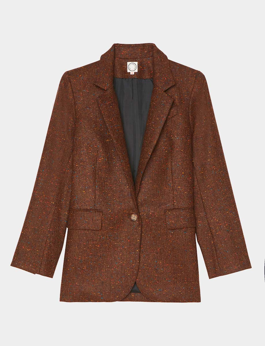 veste-bruna-laine-marron