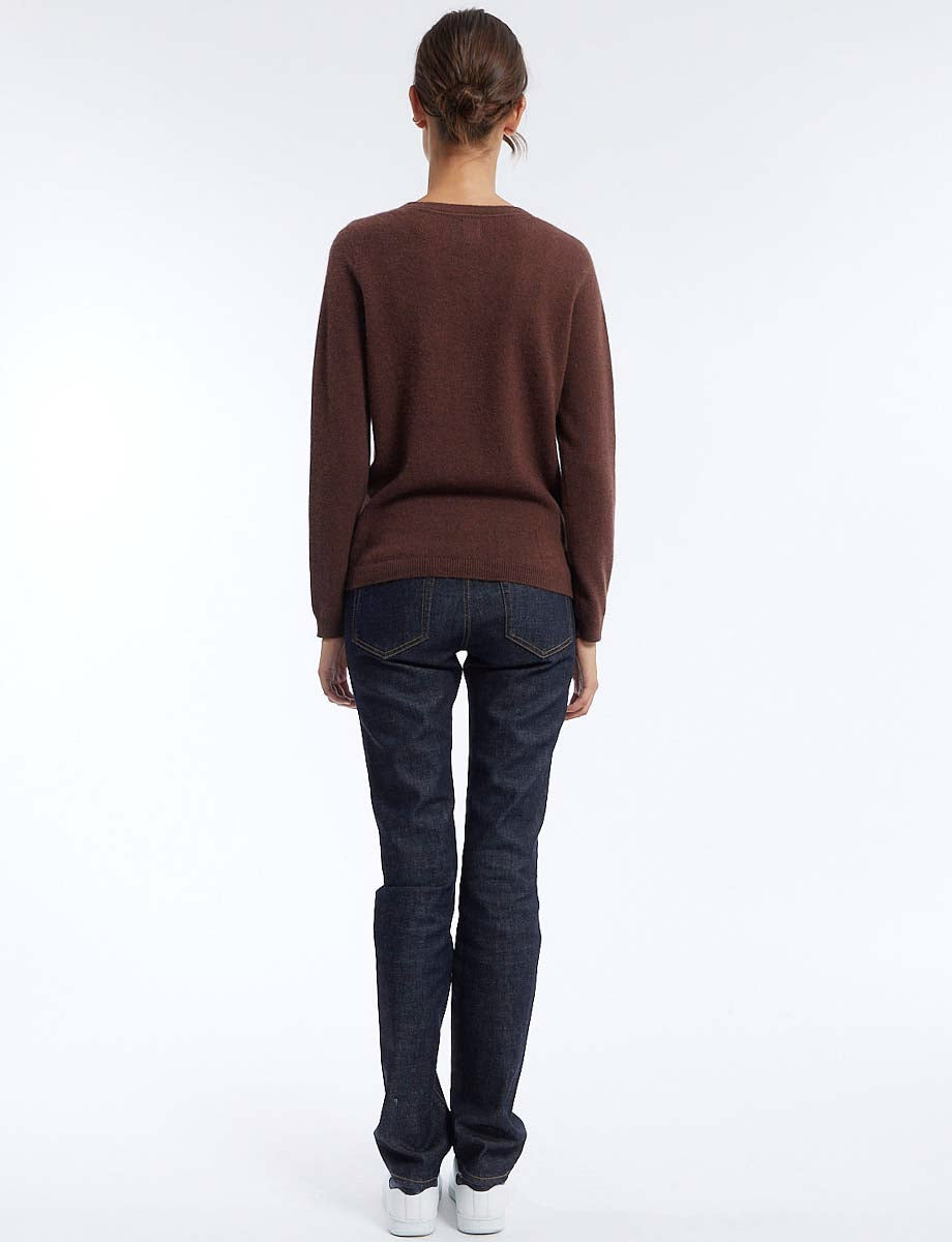 cardigan-cesare-marron