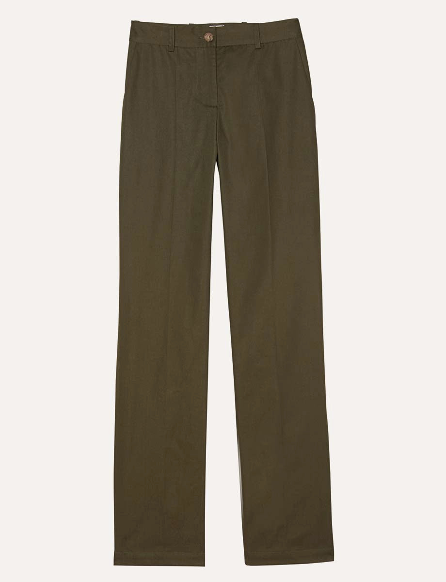 pantalon-francisco-coton-kaki