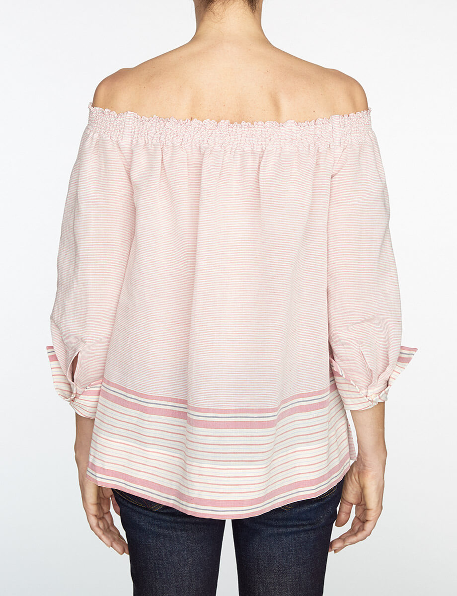 blouse-peter-en-lin-rose
