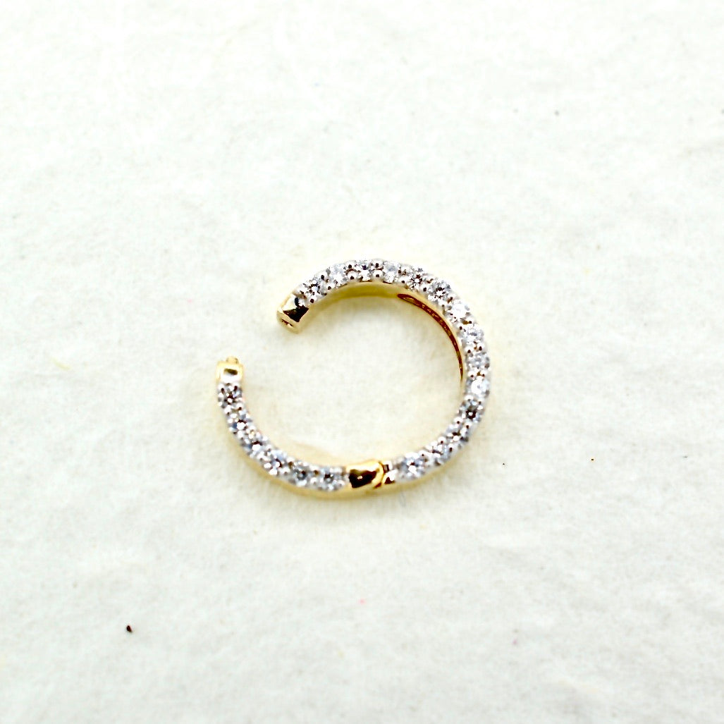 Diamond Circle Charm Enhancer