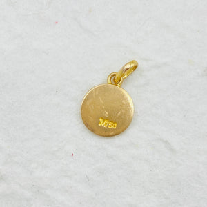 Allah Arabic God 18k