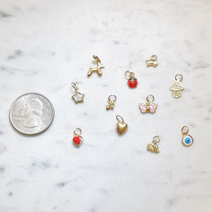 Balloon Puppy Dog Earring Charm