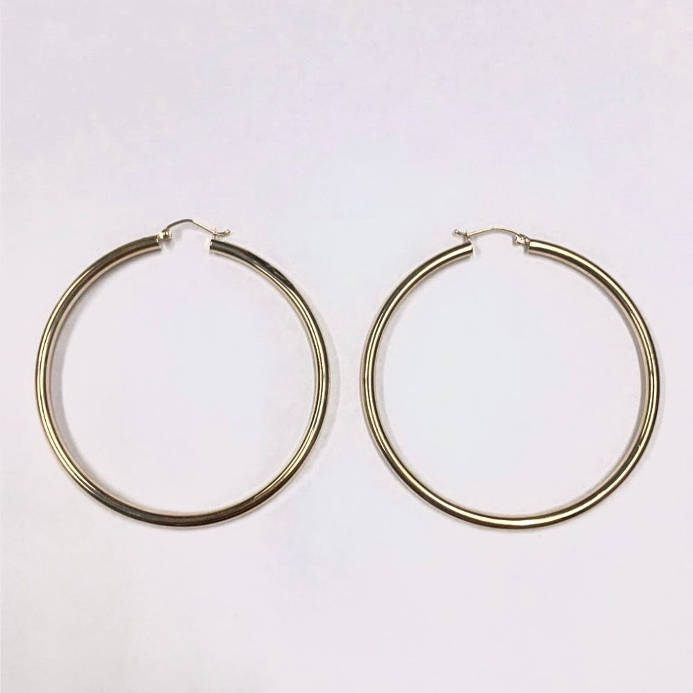 60mm by 3mm Hoops