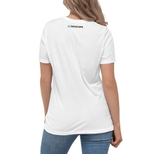 Load image into Gallery viewer, Women's Relaxed T-Shirt: script