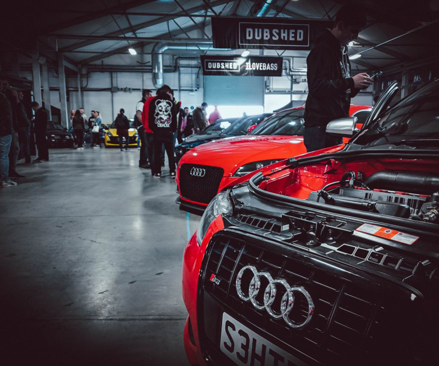 DUBSHED 2019