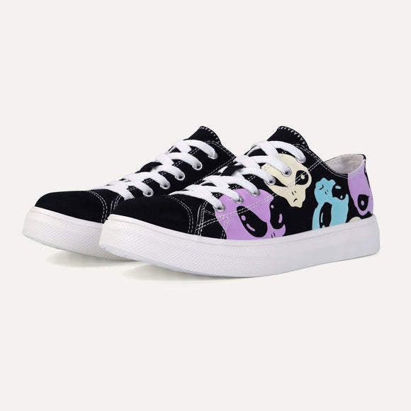 Colour Changing Converse Low Top Canvas Shoe