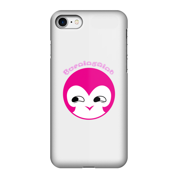 BurningMint® Cute Emoji Girl 1 Fully Printed Tough Phone Case
