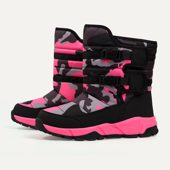 Kids Water-resistant Anti-Slip Snow Boot (Toddler/Little Kid/Big Kid)