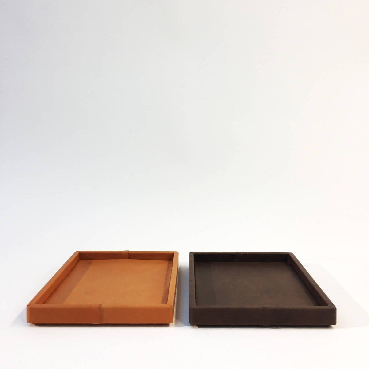 Everywhere Leather Tray