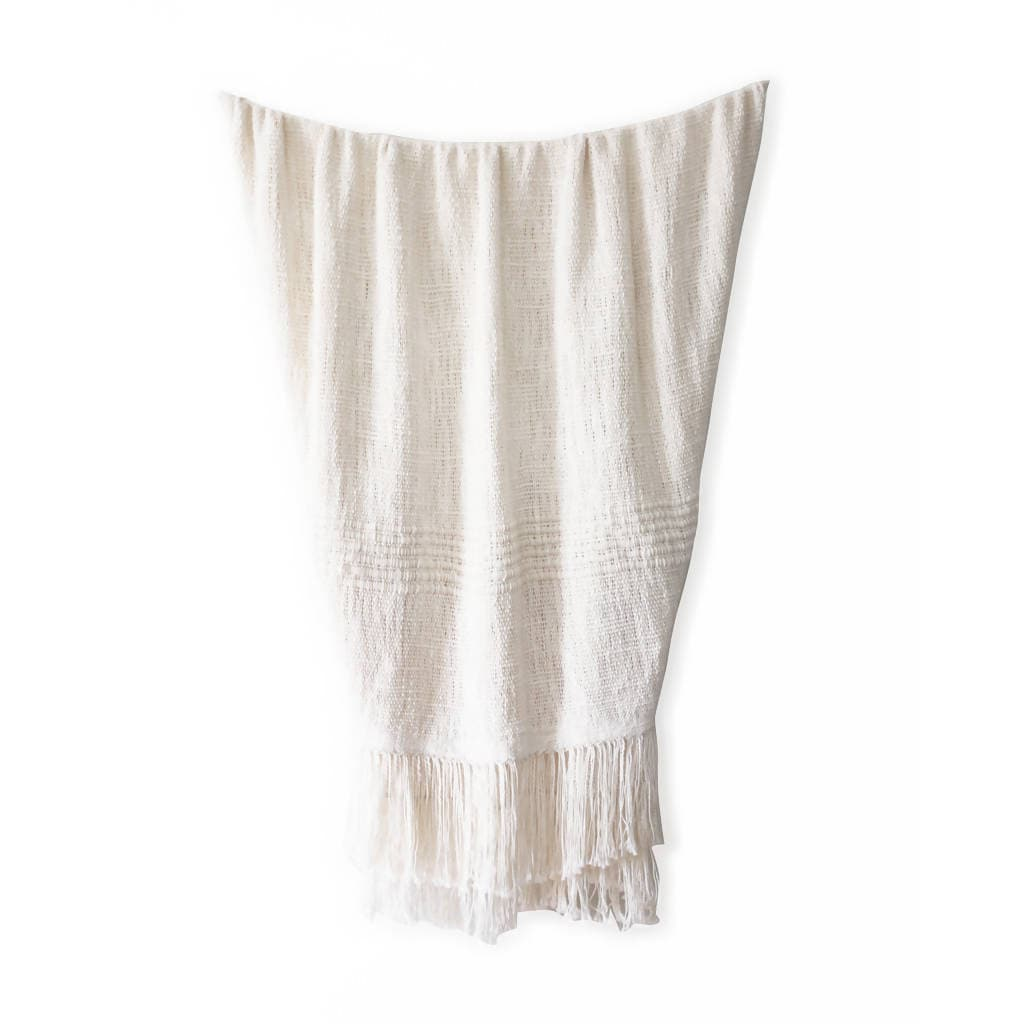 Courchaug Woven Cotton Cover Up / Sarong