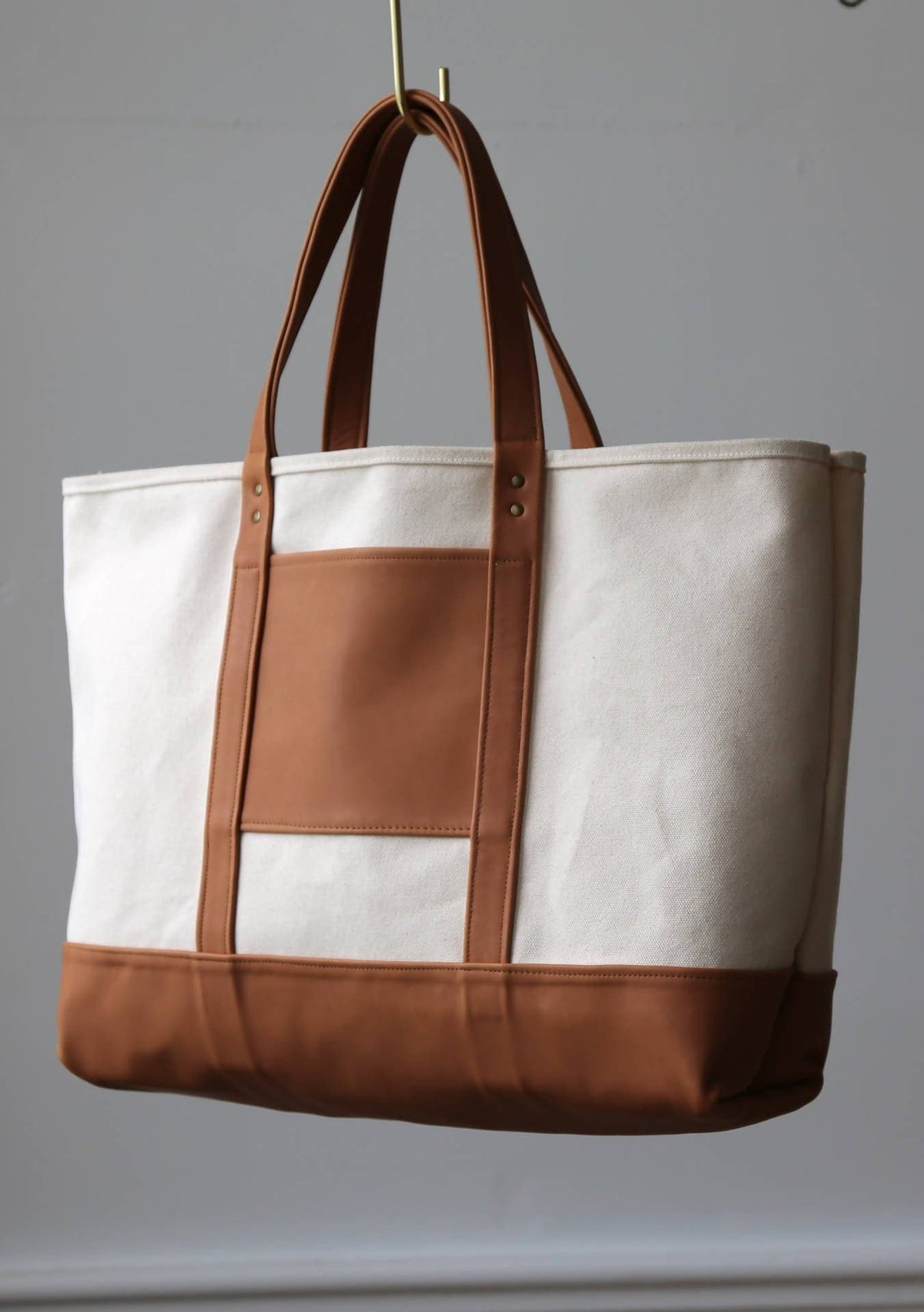 Tote in Sienna