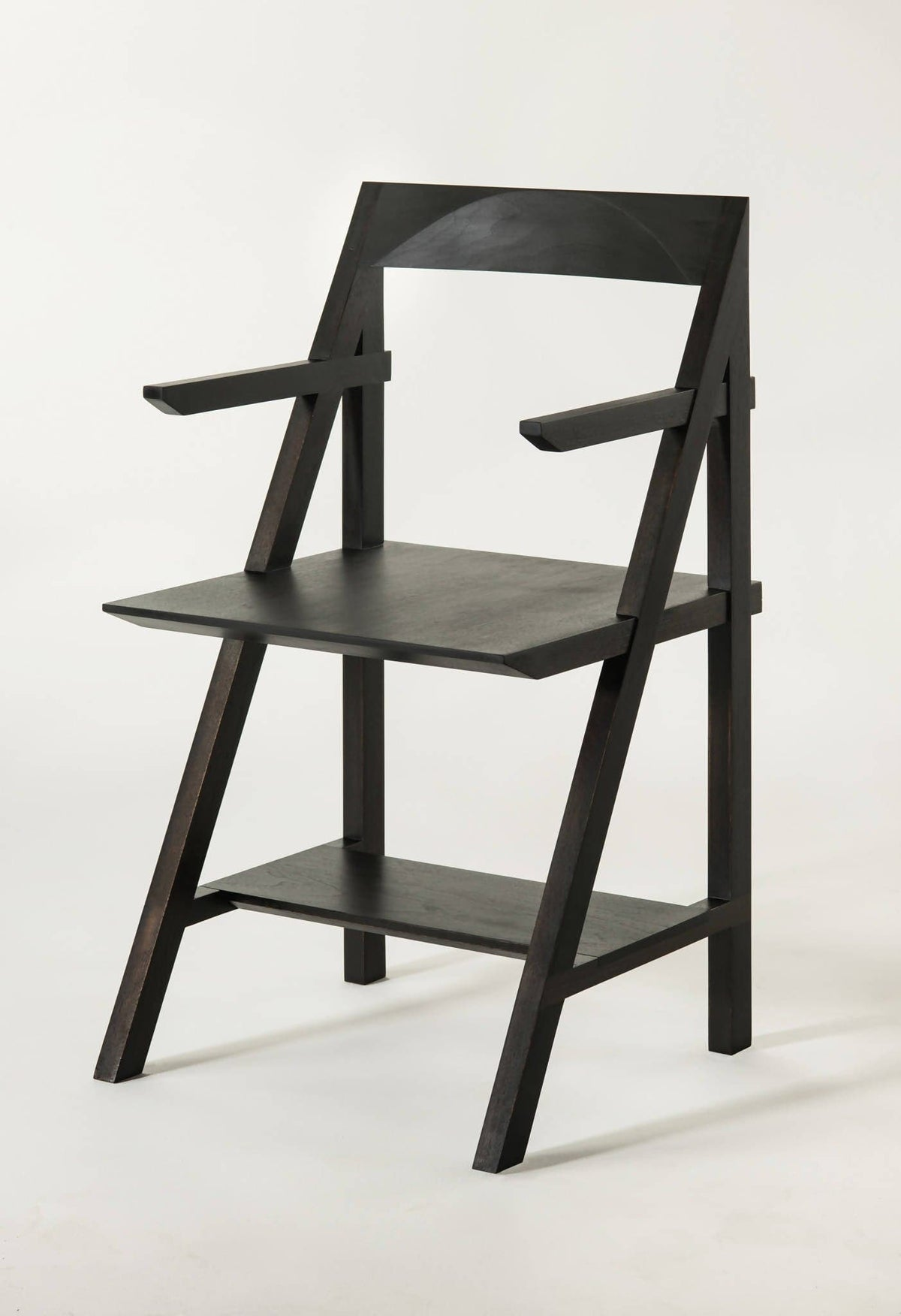 Cantilever Arm Chair