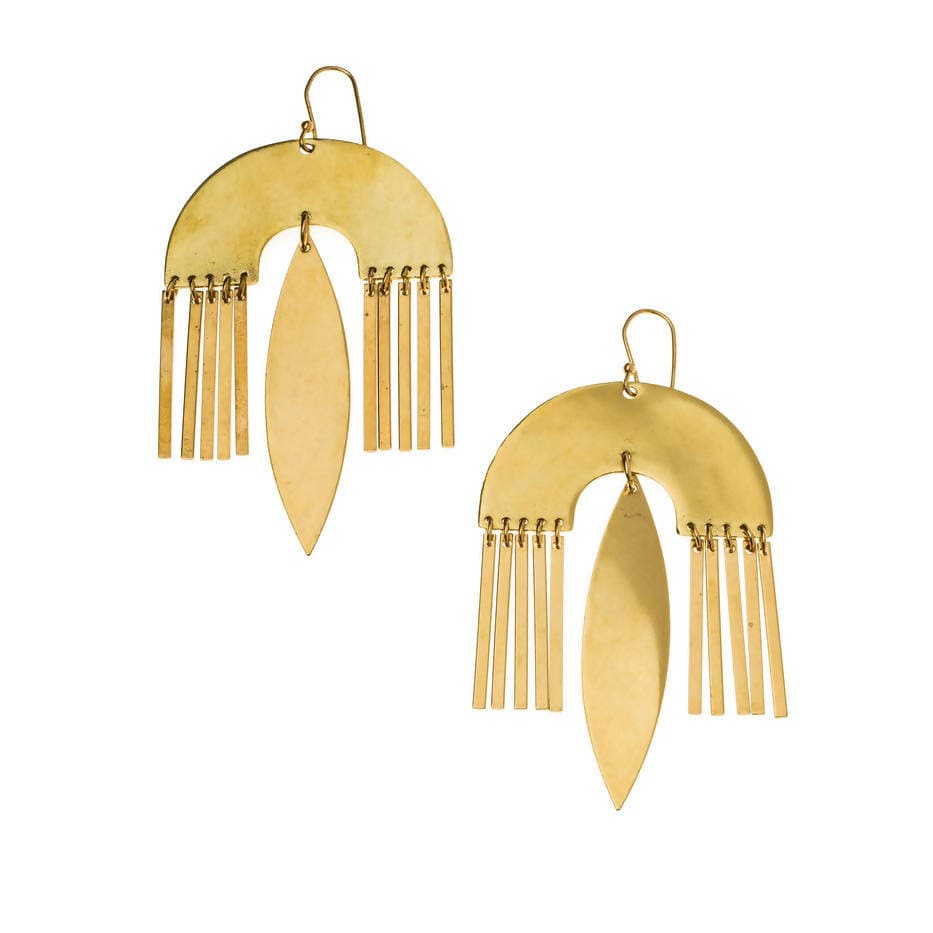 Hathor Earrings