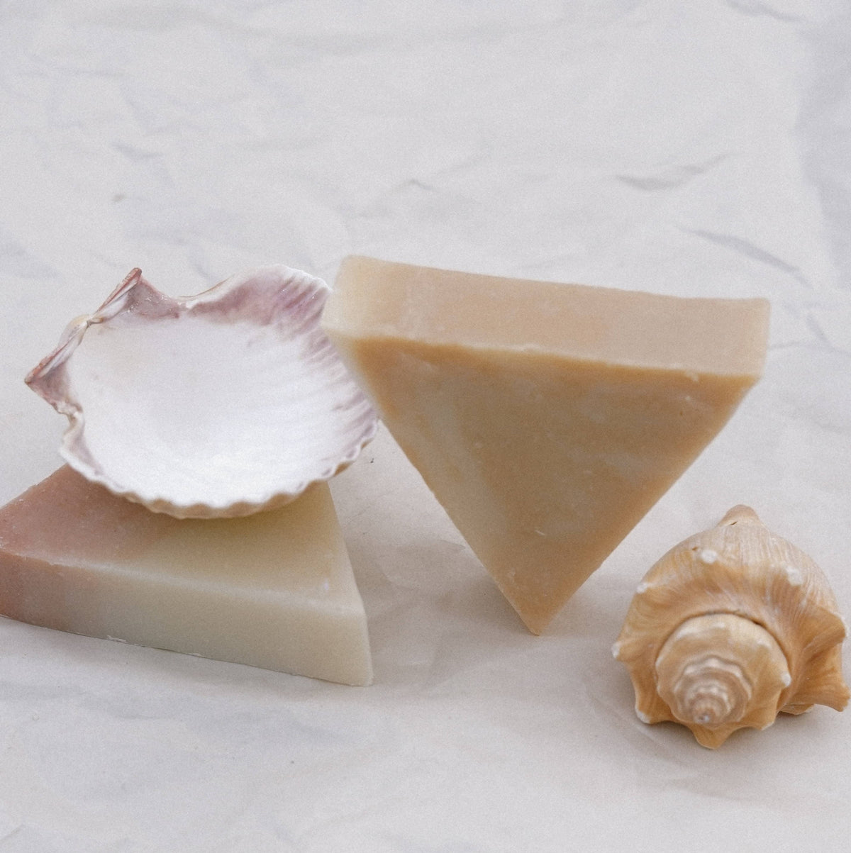 Kyoto Triangle Soap