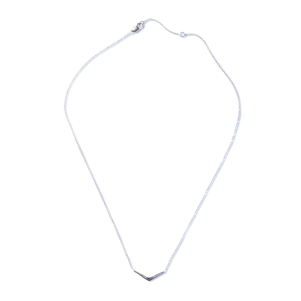 PETITE RAY NECKLACE STERLING