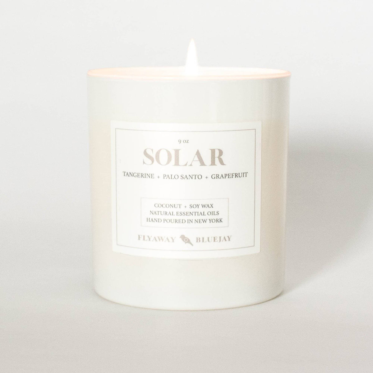 Solar  Essential Oil Candle
