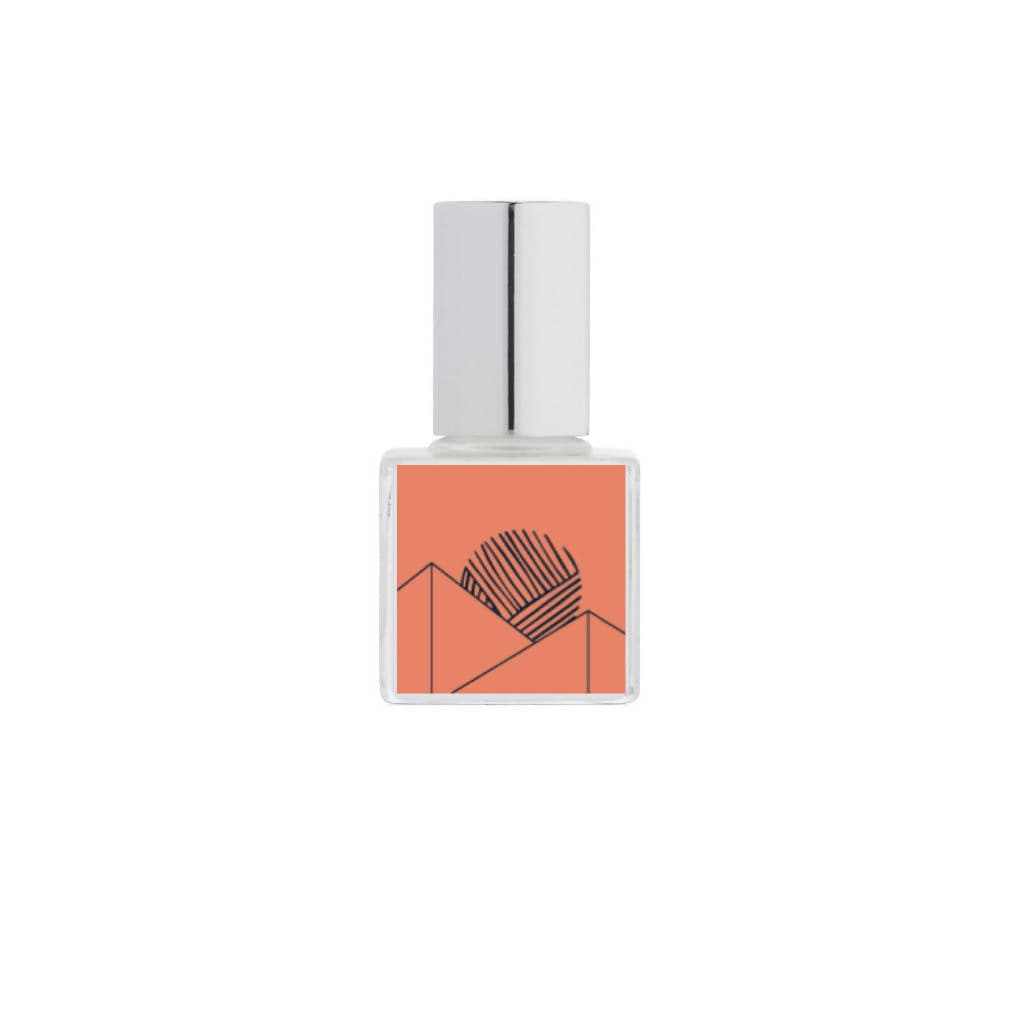 Mezcal Roja Perfume Oil Roll-On