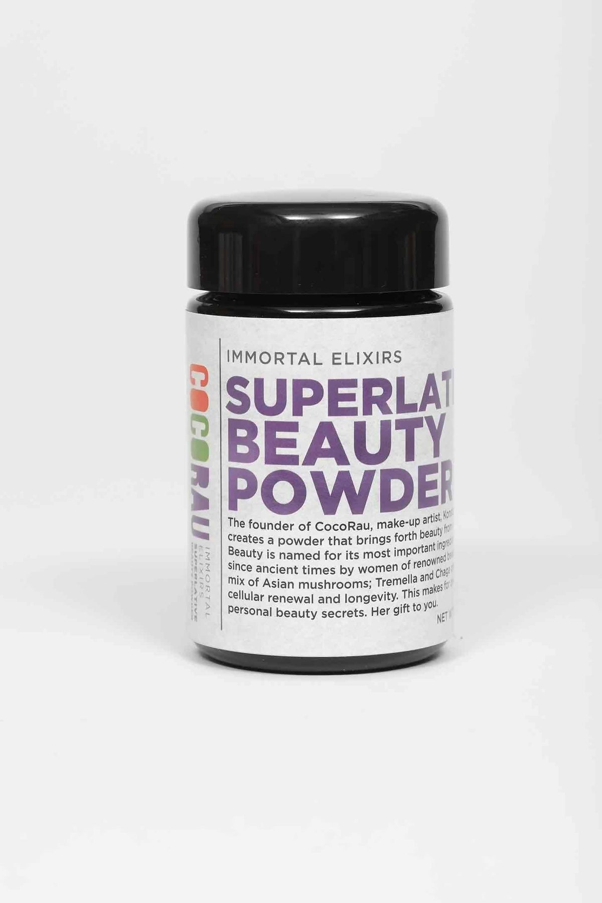 SUPERLATIVE BEAUTY POWDER