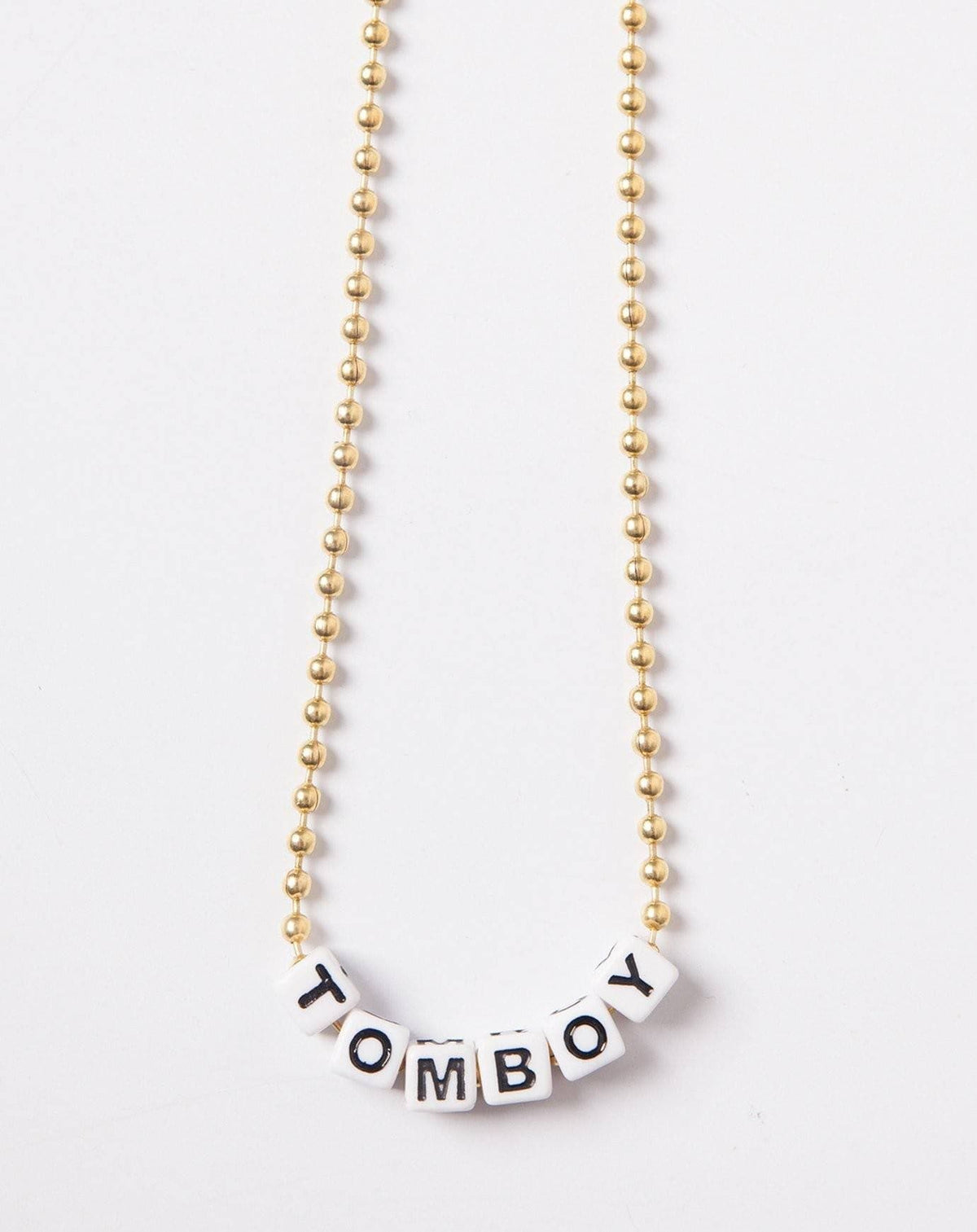 Tomboy Necklace
