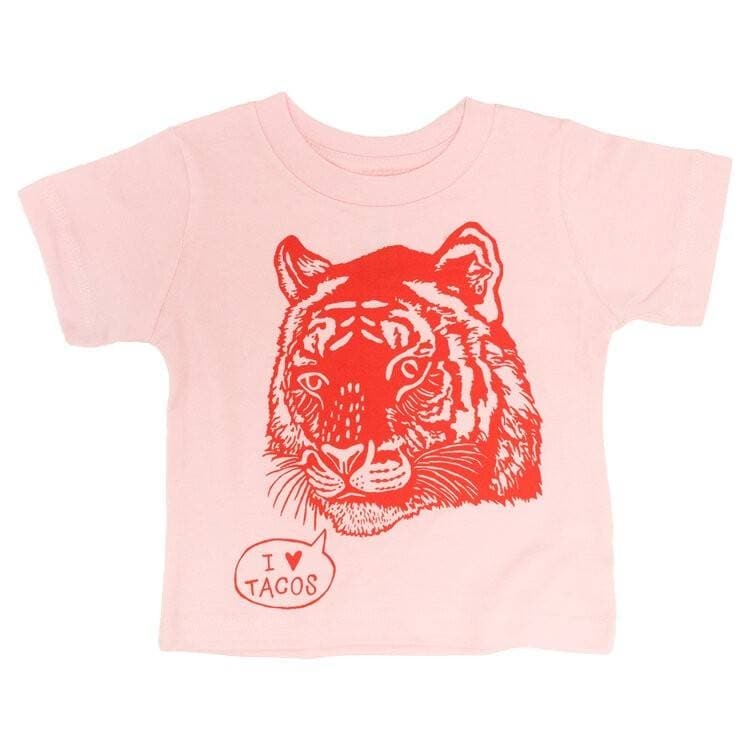 TIGER ❤ TACO - BABY / TODDLER TEE