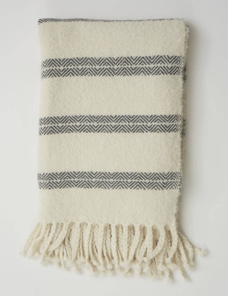 MADRAS HAND-WOVEN THROW