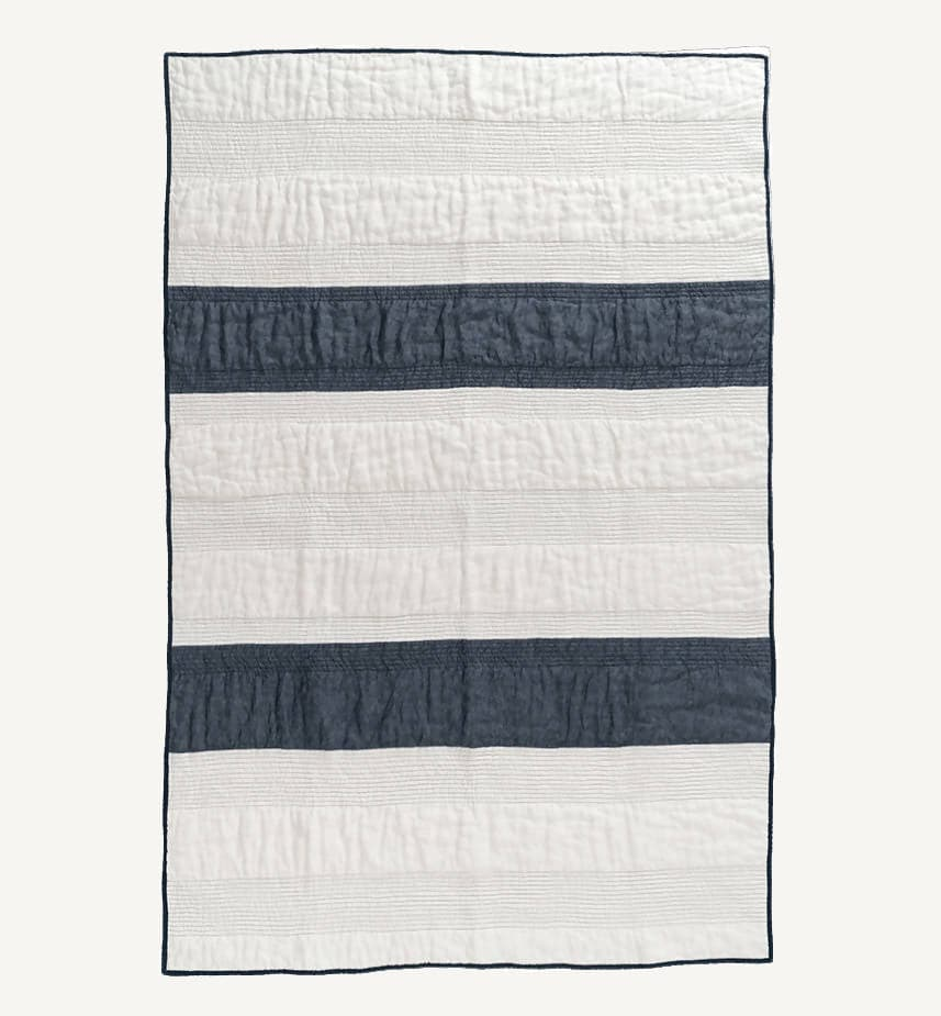Cape Cod Quilt (straight lines)