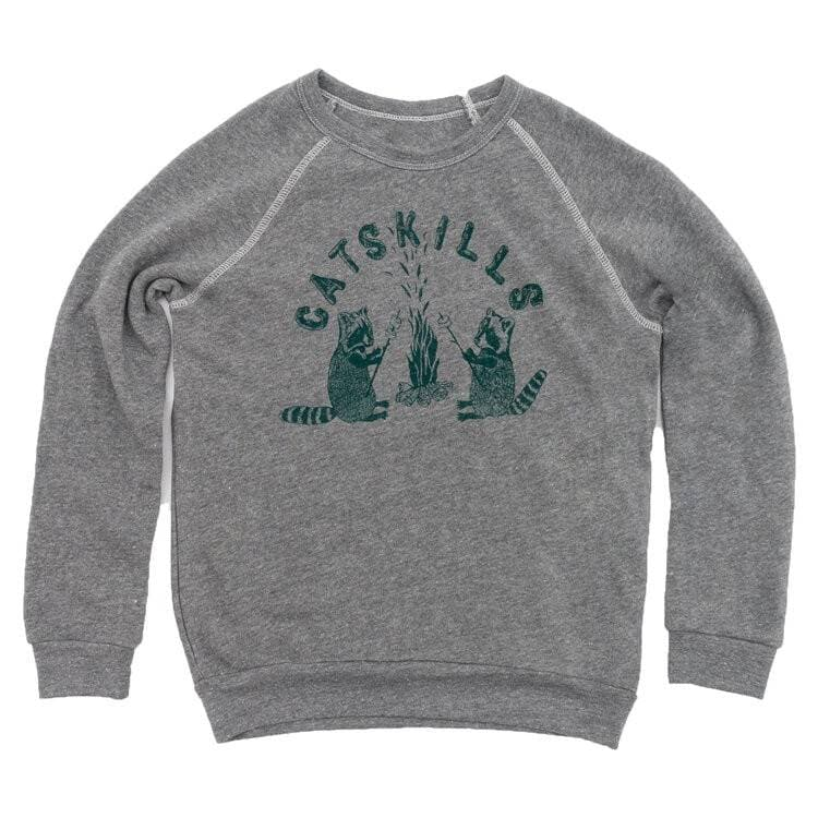 CATSKILLS CAMPOUT - KID SWEATSHIRT