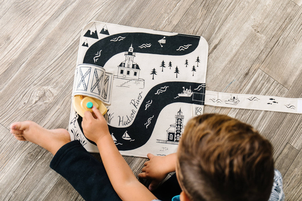 Hudson River Playmat