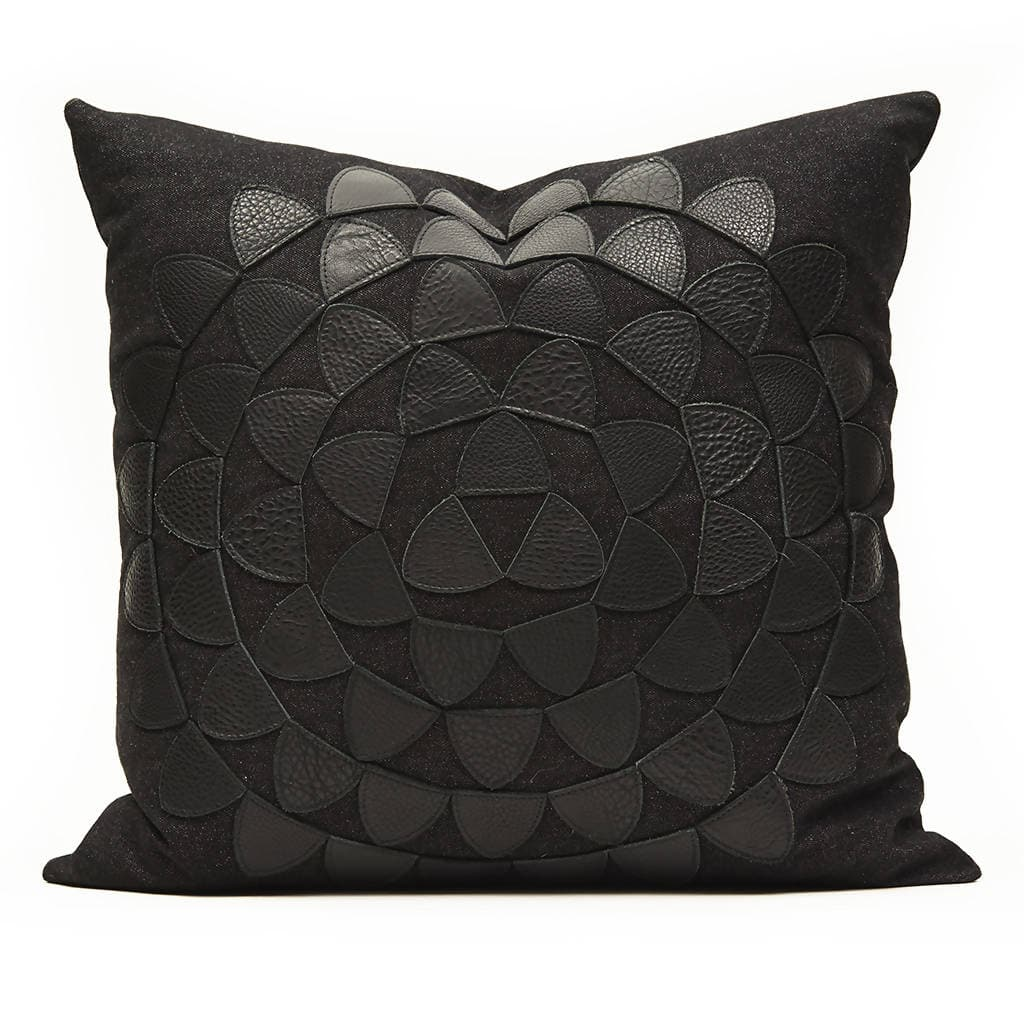 'Mandala' Emblem Pillow