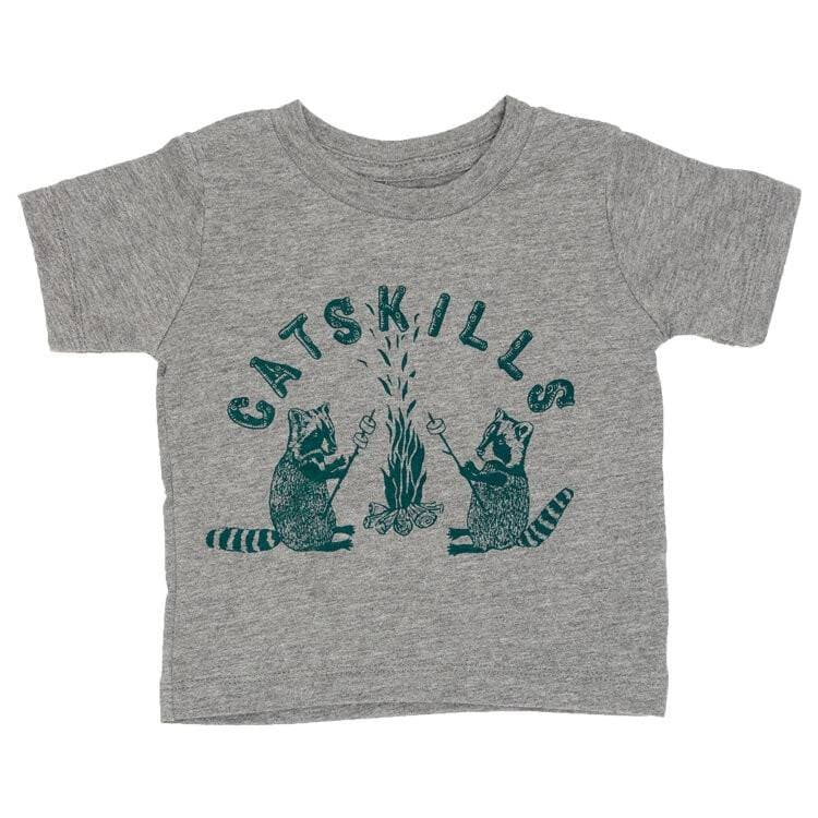 CATSKILLS CAMPOUT - BABY / TODDLER TEE